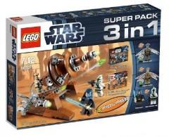 Lego 66431 Super Pack 3-in-1