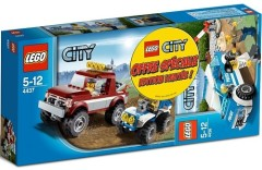 Lego 66436 City Police Super Pack 2-in-1