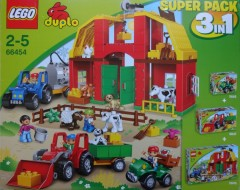 Lego 66454 Farm Value Pack