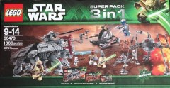 Lego 66473 LEGO Star Wars Super Pack