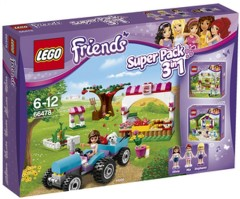 Lego 66478 Friends Value Pack