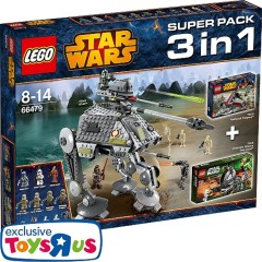 Lego 66479 Value Pack