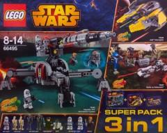 Лего 66495