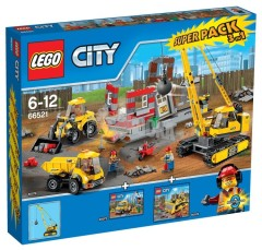 Лего 66521