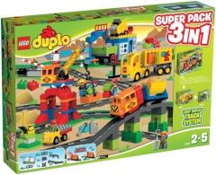 Lego 66524 Train Super Pack 3-in-1