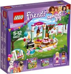 Lego 66537 3-in-1 Super Pack