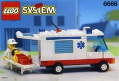 Random set of the day: Ambulance