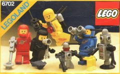 Lego 6702 Minifig Pack
