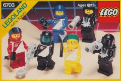 Lego 6703 Minifig Pack