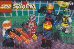 Lego 6705 Space Explorers