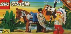 Lego 6709 Tribal Chief