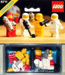 Lego 6711 Minifig Pack