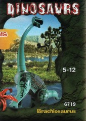 Lego 6719 Brachiosaurus