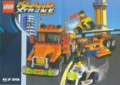 Random set of the day: Truck & Stunt Trikes