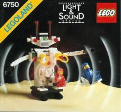 Lego 6750 Sonic Robot