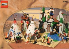 Lego 6763 Rapid River Village