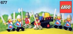 Lego 677 Knight