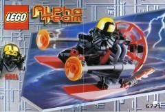 Lego 6771 Ogel Command Striker