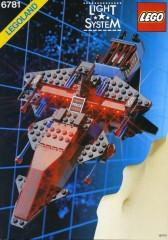 Lego 6781 SP-Striker