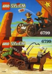 Lego 6799 Showdown Canyon