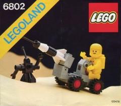 Lego 6802 Space Probe