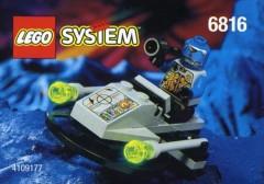 Lego 6816 Cyber Blaster