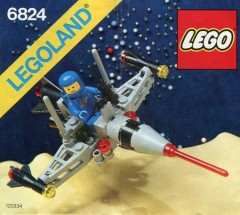 Лего 6824