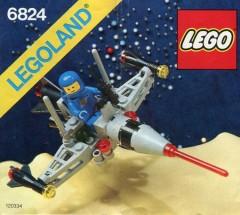 Lego 6824 Space Dart I