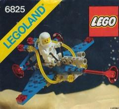 Lego 6825 Cosmic Comet