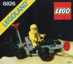 Lego 6826 Crater Crawler