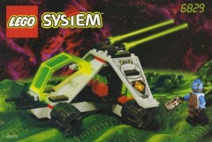 Lego 6829 Radon Rover