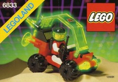 Лего 6833