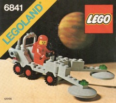 Lego 6841 Mineral Detector