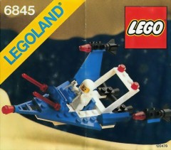 Lego 6845 Cosmic Charger
