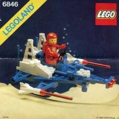 Lego 6846 Tri-Star Voyager