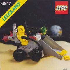 Lego 6847 Space Dozer