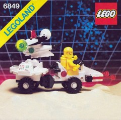 Lego 6849 Satellite Patroller