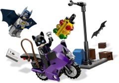 Lego 6858 Catwoman Catcycle City Chase