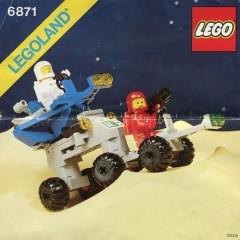 Lego 6871 Star Patrol Launcher