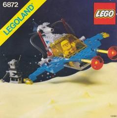Lego 6872 Xenon X-Craft