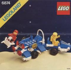 Lego 6874 Moon Rover