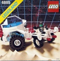 Lego 6885 Crater Crawler