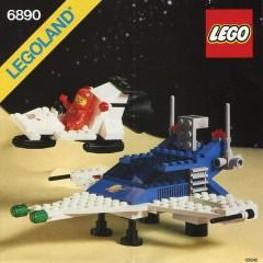 Lego 6890 Cosmic Cruiser