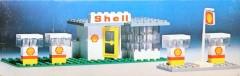 Lego 690 Shell Garage