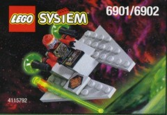 Lego 6901 Space Plane