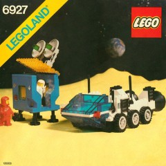 Lego 6927 All-Terrain Vehicle