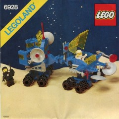 Lego 6928 Uranium Search Vehicle