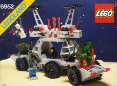 Lego 6952 Solar Power Transporter