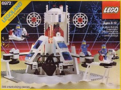Lego 6972 Polaris I Space Lab