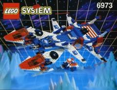 Lego 6973 Deep Freeze Defender
